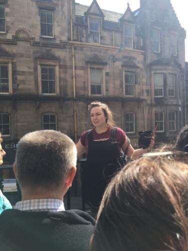 Harry Potter tour guide
