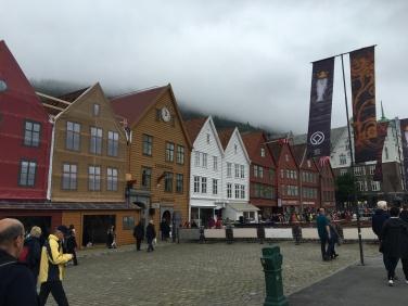 Bryggen, Bergen's old town