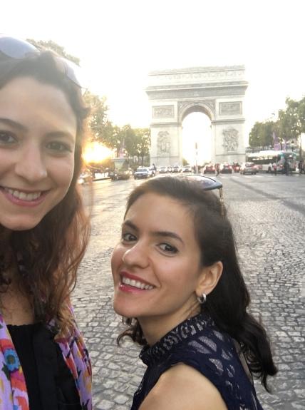 Daytime Arc de Triomphe