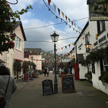 Market town, Keswick