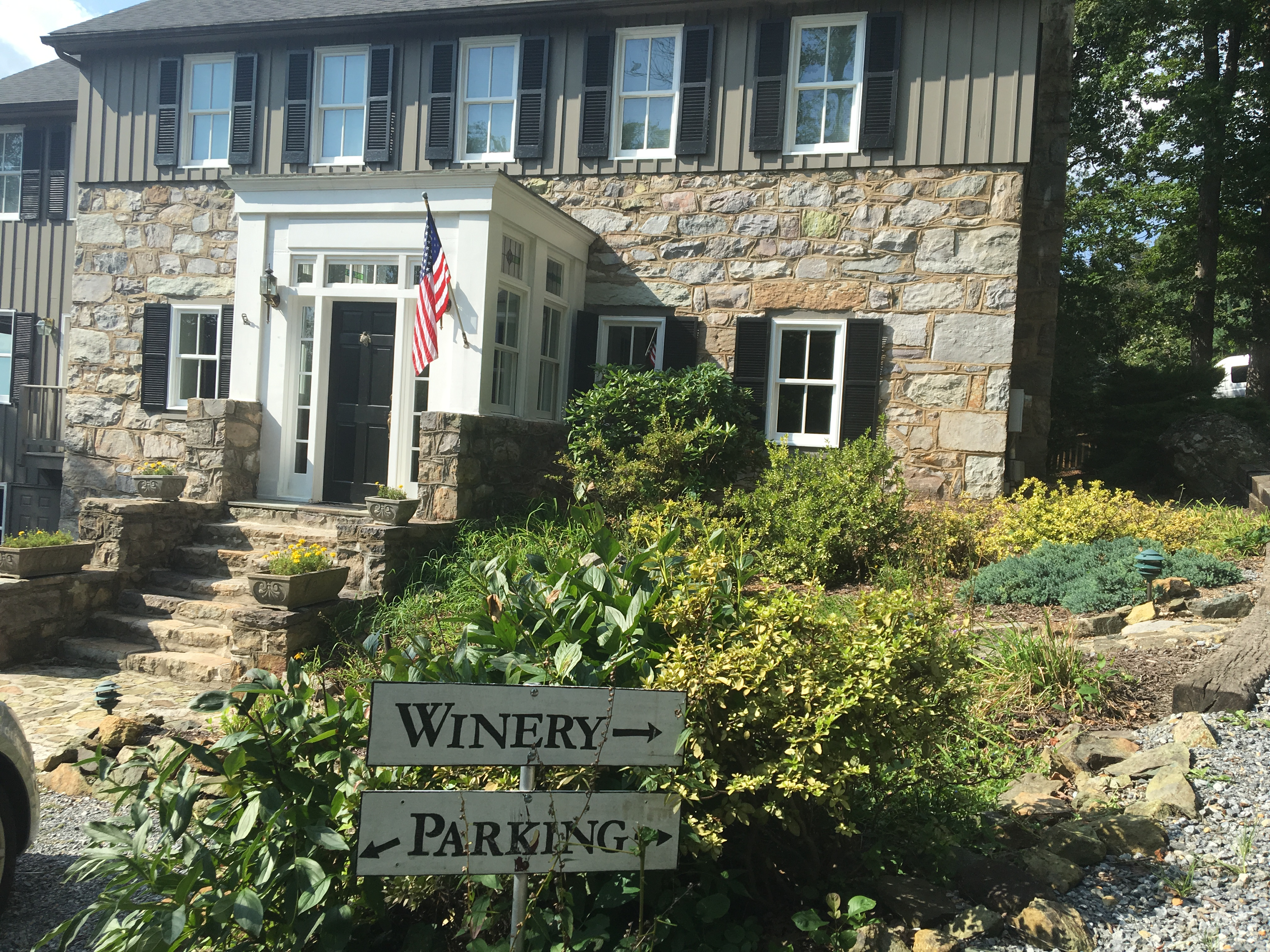 Twin Oaks Tavern Winery: A Mountaintop Haven in Bluemont, Virginia ...