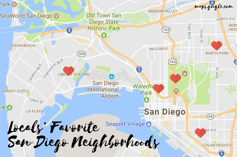 Locals' Favorite Neighborhoods